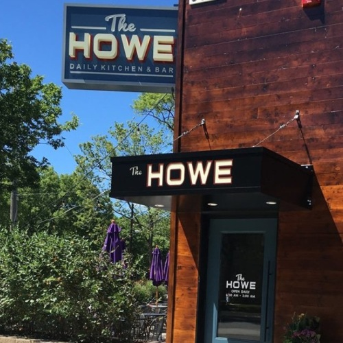 THE HOWE