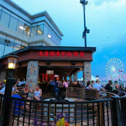 REDSTONE AMERICAN GRILL - NATIONAL HARBOR